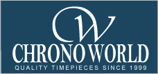 ChronoWorld perlon straps